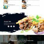 estaurant Website